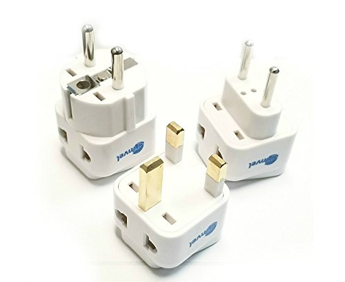 electronic adapter for spain - 8