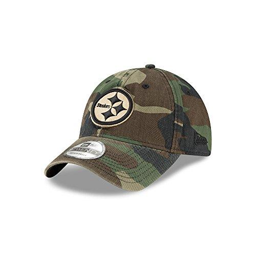 分数怠惰女将Pittsburgh Steelers迷彩Core Classic Twill 9twenty帽子/キャップ