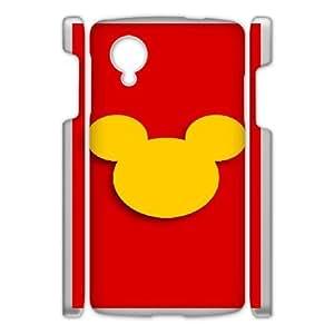 Google Nexus 5 Phone Cases Minnie Mouse Durable Design Phone Case RRET6343777