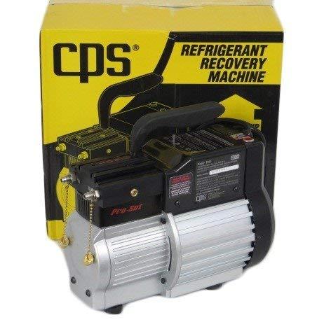 BEST VALUE VACS CPS TRS21 Anti-Spark/Explosion Pump with Valve Rebuild Kit