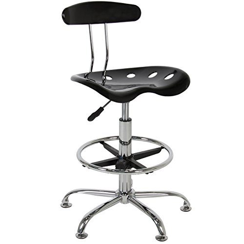 tractor seat drafting stool - 9