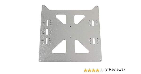 FYSETC Prusa i3 Accesorios de bricolaje V2 placa de aluminio y ...