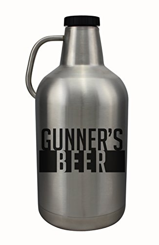 Personalized Etched 128oz Insulated Stainless (128 Oz Jug)