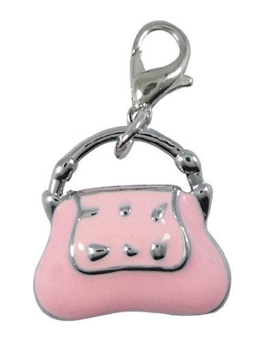 Charm en forme de sac à main de la marque Charming Charms