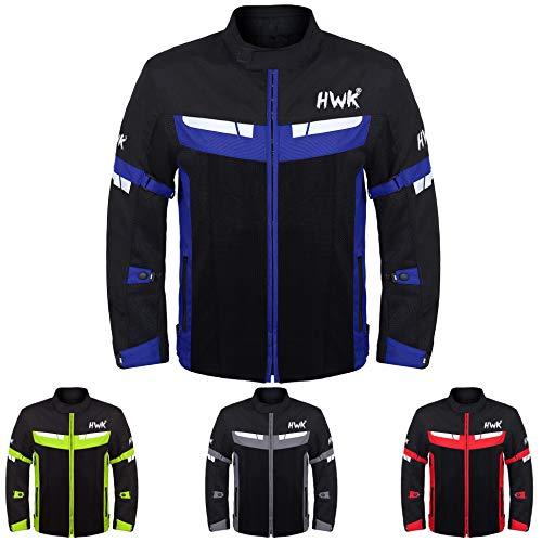 HWK Mesh Motorcycle Jacket