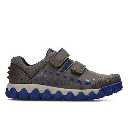Clarks Tyrex Walk Inf, Zapatillas Para Niños marrón