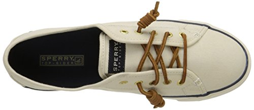 Sperry Top Basses Femme Sneakers Ivoire Seacoast Sider rrWHqx0d
