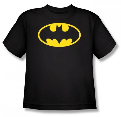 Youth: Batman - Classic Logo Kids T-Shirt Size YS