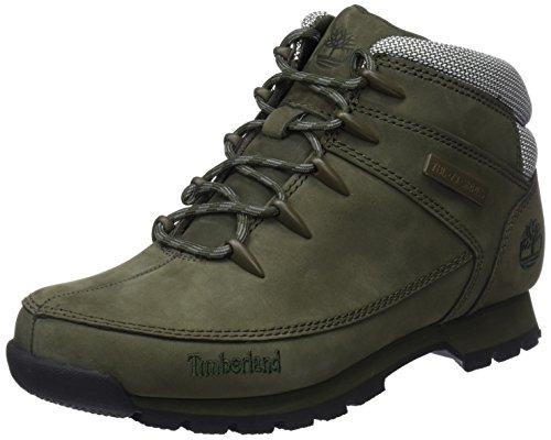 Hiker Sprint Euro A58 Chukka Bottes dark Olive Vert Homme Timberland ET5Fqaww