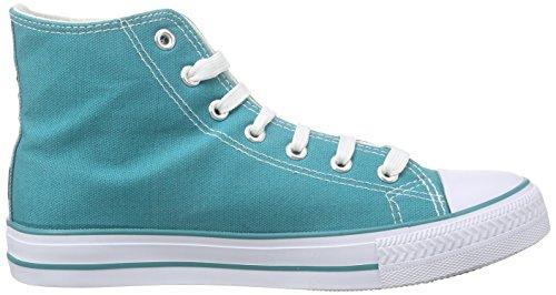 Baskets Femme Malibu Jersey Basses Blau Nebulus nS87x5