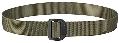 Propper 1.5'' Single Layer Nylon Webbing Military Duty Belt-Olive Green-56-58 by Propper