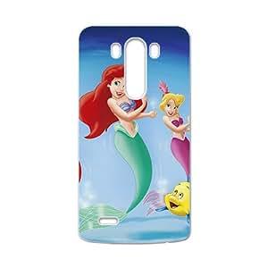 The Little Mermaid Phone Case for LG G3 Case