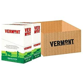 Vermont Smoke & Cure Meat Sticks- Antibiotic Free Beef & Pork -Gluten-Free Snack - Paleo & Keto Friendly - Original - 1oz Stick - 48Count