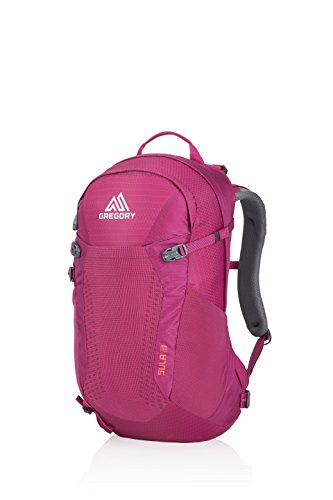 Gregory Mountain Products Women's Sula 18 Liter Backpack, Plum Red, One Size ()