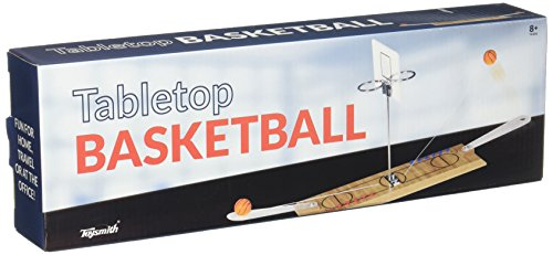 Toysmith 8502 Desktop Basketball Game