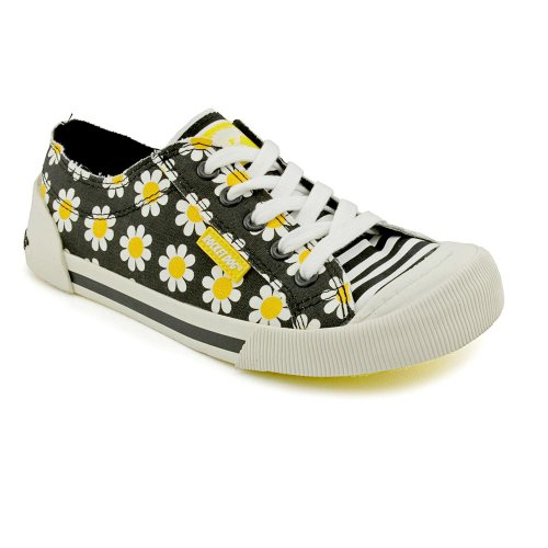 Up Field M Womens Dog Black Jazzin Daisy 10 US Lace Rocket wgBZ7xq