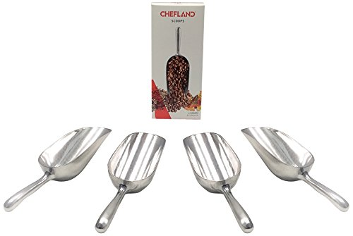 ChefLand Aluminum Multi Purpose 5 Ounce Silver