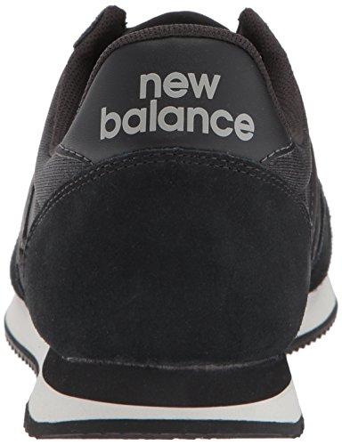 Ny Balance Unisex-voksen U220v1 Sneaker Sort EPfHk0Mep1