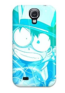 Hot Snap-on Kaitou Kid Hard Cover Case/ Protective Case For Galaxy S4 Sending Free Screen Protector
