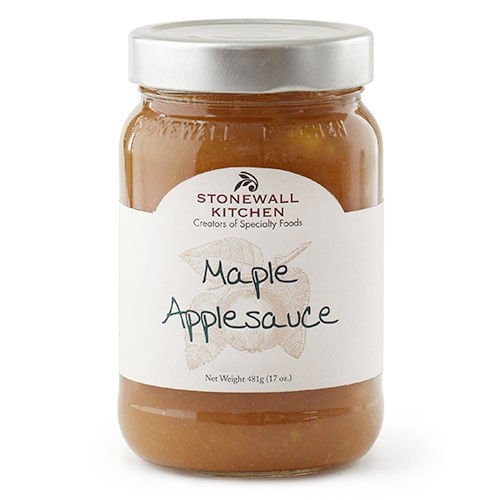 Stonewall Kitchen Maple Applesauce 17oz