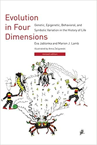 and Symbolic Variation in the History of Life Evolution in Four Dimensions: Genetic Epigenetic Behavioral