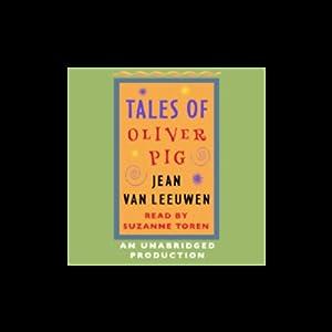 Tales of Oliver Pig Audiobook