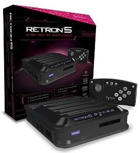Hyperkin RetroN 5 Retro Video Game System: Black