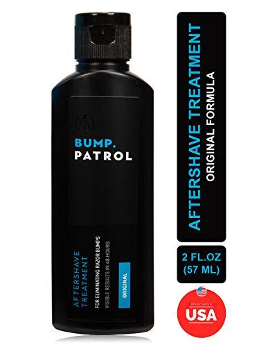 Bump Patrol After Shave Bump Treatment, Original Formula, 2 Ounce (Best Home Treatment For Razor Bumps)
