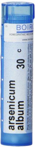 Boiron médecine homéopathique Arsenicum album, 30C Pellets, 80 comte Tube