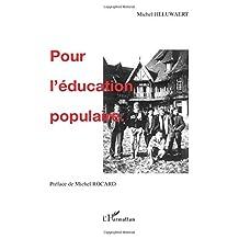 Pour l'éducation populaire