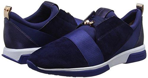 Baskets Bleu Nvy navy Femme Baker Cepa Ted YIxTE4w