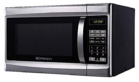 Amazon.com: Emerson Radio ER105005 microondas de encimera ...