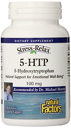 Natural Factors 5 HTP entérique