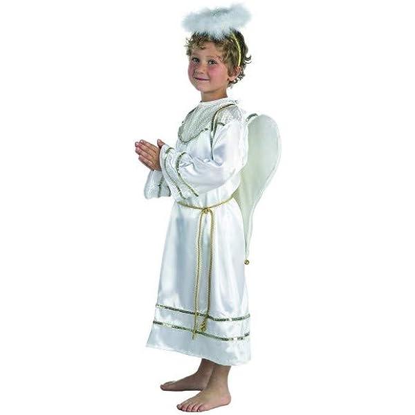 Disfraz de Angelito para niños: Amazon.es: Juguetes y juegos