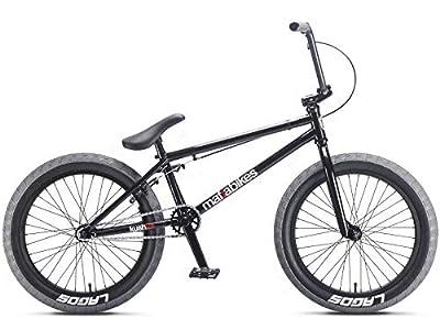 Mafiabikes Kush 2+ 20 inch BMX Bike Black