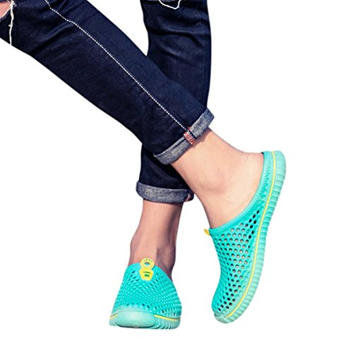 Lässige Barfußschuhe Unisex Flip Laufen Socken Surf Sandale Paar Scuba Loch Strand Fußpedal Sandalen Paar Stiefel Green Diving Schuh Schnorcheln Flops Mint Schuhe Liebhaber aushöhlen Ein rAAfX