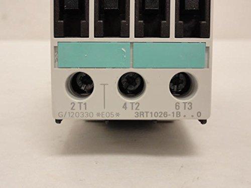 Siemens Sirius 3R Relay 3RT1 Siemens 3RT1026-1BB40S024 Vdc by Siemens (Image #1)