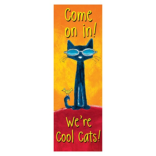Edupress Pete the Cat Welcome Banner (EP62639)