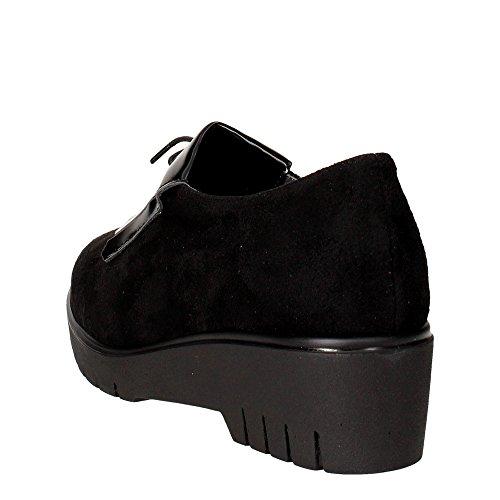 Moccasin Black Cinzia IAB631555 Women 001 Soft gqR8UwSB
