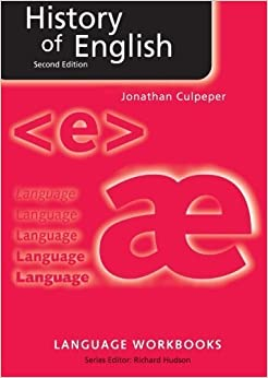 History of English (Language Workbooks) by Culpeper, Jonathan(September 22, 2005)