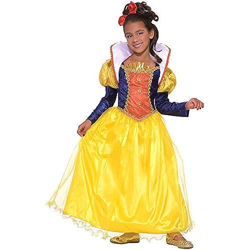 Forum Novelties Childrenu0027s Snow White Costume Small  sc 1 st  Amazon.com & Book Character Costumes for Kids: Amazon.com