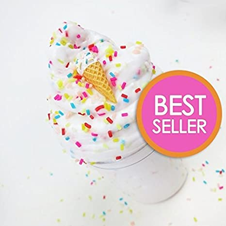 Amazon LIFE Ice Cream Birthday Cake With Sprinkles Charm 4
