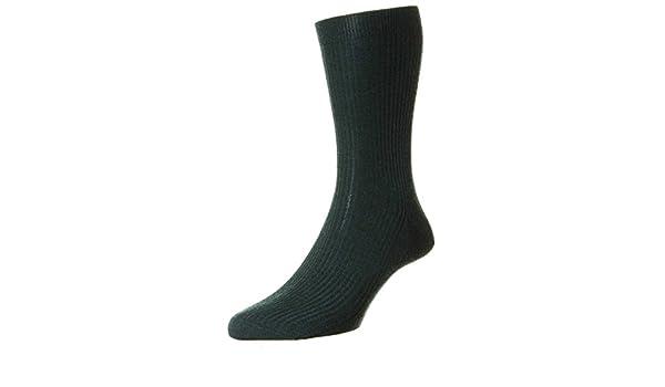Racing Green Pantherella Naish Tailored Merino Wool Over the Calf Socks