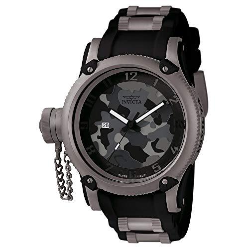 Invicta Men's 1202 Russian Diver Collection Camo Watch ()