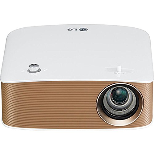 - LG Electronics PH150G LED Projector with Bluetooth Sound, Screen Share and Built-in Battery (2016 Model)