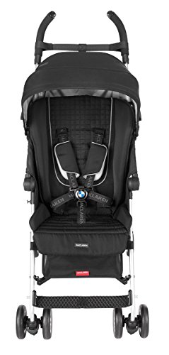 Maclaren BMW Buggy Stroller - Black