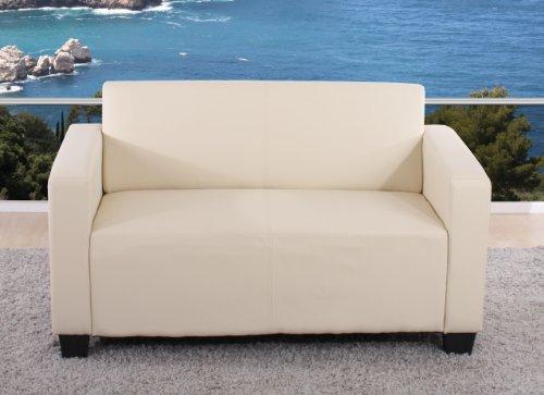 Sistema modulare Lione N71 salotto ecopelle divano 2 posti ...