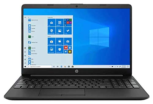 HP 15s Thin Laptop (10th Gen i3-1005G1/4GB/256GB SSD + 1TB HDD/Windows 10 Home/MS Office 2019), du2067tu