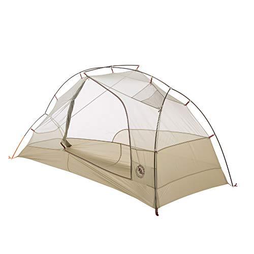 Big Agnes Copper Spur HV UL1 Backpacking Tent, Olive Green, 1 Person
