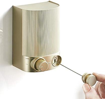 Amazon.com: Jolitac - Cuerda retráctil ajustable de acero ...